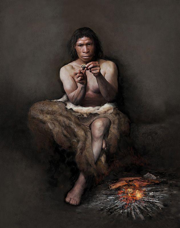 Doggerland Neanderthaler