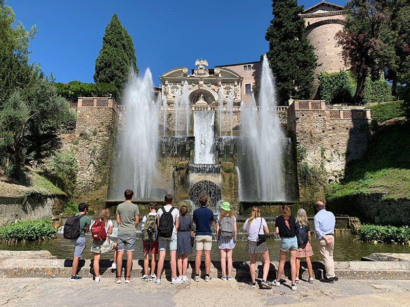 Rome-reis