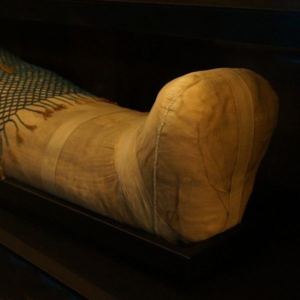 Mummie Anchhor